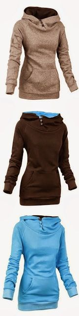 Comfy Long Sleeve Hoodies for Women