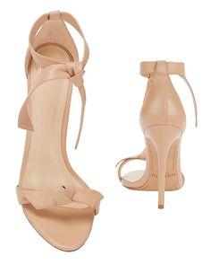 a0877ff07071 Alexandre Birman Clarita Double Tie Strap Leather Sandals Alexandre Birman