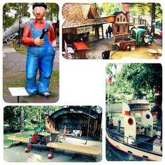 Veckans tips inför helgen blir Mulle Meck's lekpark i Järvastaden, ett stenkast från Stockholm city ️ Här finner ni många av Mulle Meck's tokiga uppfinningar! Use Instagram online!