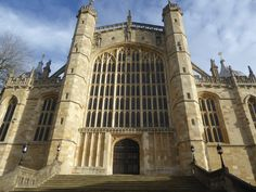 Heavenly monarchs: why you should visit St George's Chapel, Windsor