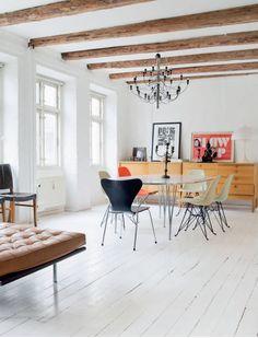 A Loft in Copenhagen