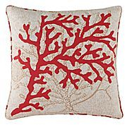 Florida MUST HAVE... the coral pillow Client: Detroit Sissy