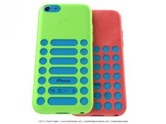 Nice Idea for iphone5c case by martinhajek