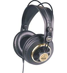 Sponsored]AKG K 240 Semi Open Studio Headphones #Sponsored]AKG #Semi #Open #Studio #Headphones