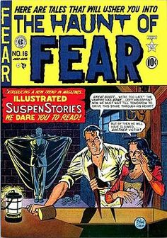 The Haunt of Fear - Wikipedia, the free encyclopedia