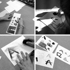 Laboratori Metodo Bruno Munari® e non solo...: Segni Working With Children, Art Education, Preschool Activities, Art School, Art Lessons, Crafts For Kids, Graphic Design, Teaching, Kids Work