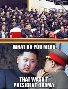 North Korea: Misunderstanding