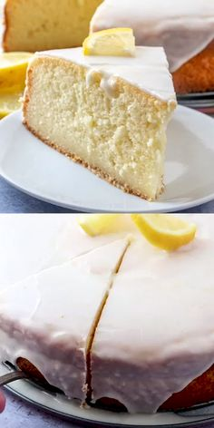 Lemon Ricotta Cake – A Moist and Flavorful Citrus Cake! Lemon Ricotta Cake – A Moist and Flavorful Citrus Cake!,Kuchen Moist, flavorful, simple and delicious, this Lemon Ricotta Cake is a tasty citrus cake. Best Cake Recipes, Pound Cake Recipes, Sweet Recipes, Simple Pound Cake Recipe, 2 Egg Cake Recipe, Cake For Two Recipe, Best Vanilla Cake Recipe, Flan Recipe, Apple Cake Recipes