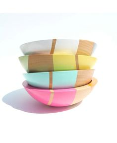 Love the lighter side: Pastel homewares that aren't too girly