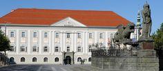 Blick auf das Klagenfurter Rathaus©StadtPresse/Fritz Klagenfurt, Fritz, Austria, German, Polish, Mansions, Country, House Styles, City