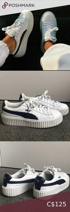 Bow Women/'s Sneakers Brand New W//Box Fenty Puma By Rihanna 8US