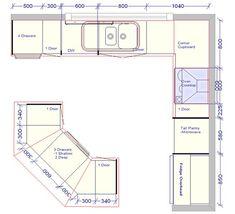 12 popular kitchen layout design ideas home design kitchen small kitchen floor plans Bathroom Flooring, Kitchen Flooring, Dark Flooring, Garage Flooring, Timber Flooring, Parquet Flooring, Flooring Ideas, Vinyl Flooring, Beautiful Kitchens