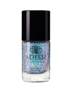 Adesse New York Organic Infused Glitter Nail Polish- Alleluia 11ml >>> More info could be found at the image url.
