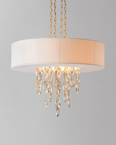Counterpoint 11-Light Chandelier by John-Richard Collection at Neiman Marcus.