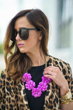 Sequins & Things | bright blooms