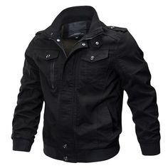 Shop a great selection of WEEN CHARM Men's Military Jacket Casual Cotton Outdoor Windbreaker Jacket. Find new offer and Similar products for WEEN CHARM Men's Military Jacket Casual Cotton Outdoor Windbreaker Jacket. Mens Pilot Jacket, Tactical Jacket, Cargo Jacket, Denim Jacket Men, Bomber Jacket Men, Windbreaker Jacket, Men's Jacket, Denim Jeans, Plus Size Military Jacket