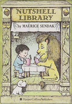 Nutshell Library: Alligators all around /  Chicken Soup With Rice / One was Johnny / Pierre by Maurice Sendak