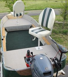 Add a livewell across the middle and this will work great for my boat conversion