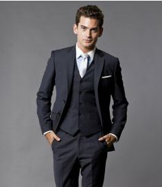 Charcoal Three Piece - custom design your own tailor made suit - AU$643