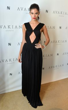 Sara Sampaio Photos - Sara Sampaio visits the Avakian suite during the 68th Annual Cannes Film Festival at Carlton Hotel on May 18, 2015 in Cannes, France. - Sara Sampaio Visits the Avakian Suite During the 68th Annual Cannes Film Festival