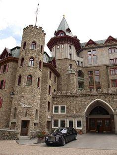 Palace Hotel - St Moritz, Switzerland