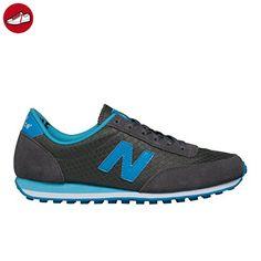 487901-60, Chaussures de Running Compétition Homme, Noir (Black/Red/009), 40 EUNew Balance