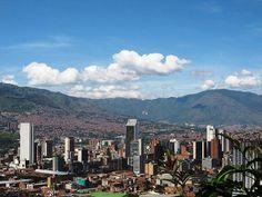 ciudad de la eterna primavera....Medellin (Antioquia) COLOMBIA