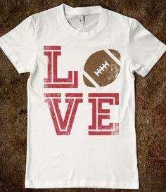 L (Football) V E
