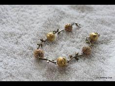 DIY Bracelet: How to Make a Tree Stem Bracelet (Scheduled via TrafficWonker.com)