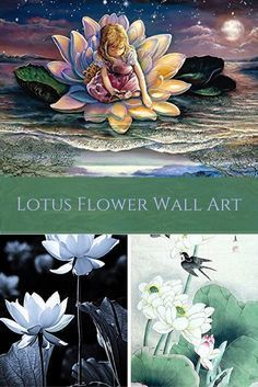 Lotus Flower Decor Is More Popular And Ever Understandably So As