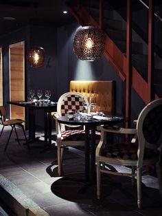 Sinne restaurant, Helsinki