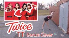 TWICE (트와이스) - TT (티티) Dance Cover (Holiday Special #2)