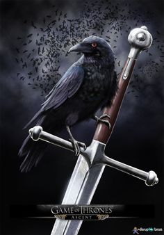 """Some battles are won with swords and spears, others with quills and ravens."" – Tywin Lannister"