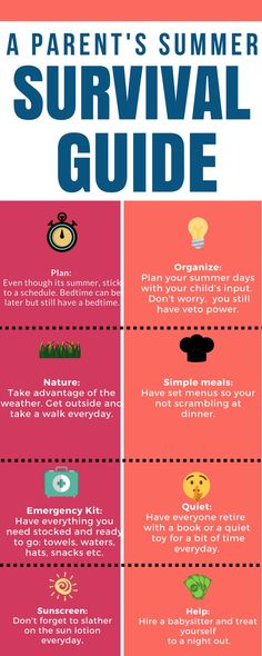 Summertime's here and the lack of structure and endless heat can present problems for families. For smart parenting strategies, check out my free Summer Survival Skills For Parents course! Parenting Toddlers, Parenting Styles, Foster Parenting, Parenting Advice, Survival Guide, Survival Skills, Survival Gear, Parenting After Separation, Parenting Courses