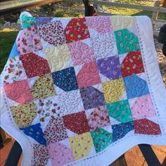 Baby Quilt | Quiltsby.me