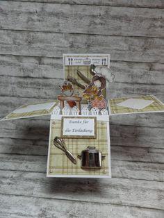 geli´s kreativblog: Pop up Karten Box