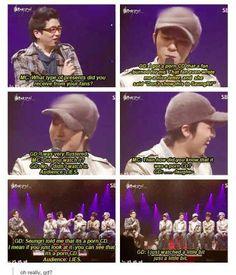 LOL G-Dragon's a Bad Boy!!!