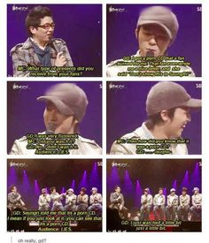 hahahahaha,,, it's ok Jiyong if u say u watch it a bit or even the whole cd. means u're a man XD