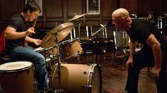 Fotogramma dal film Whiplash di Damien Chazelle – 2014