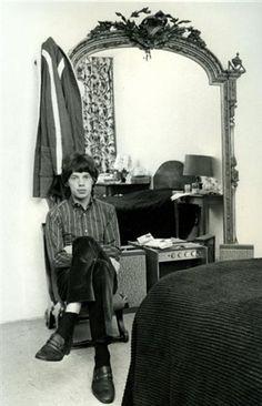 Portrait de Mick Jagger by BentRej