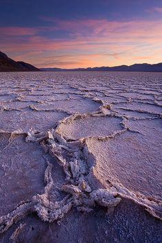 Badwater, Death Valley National Park, Califorina (CA), USA