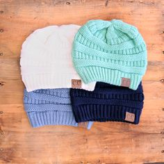 the best attitude e51cd 37dc9 Super Cute Beanies! How to wear a beanie.