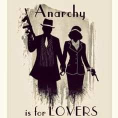 Fishermagical Thought: Anarchy is for Lovers
