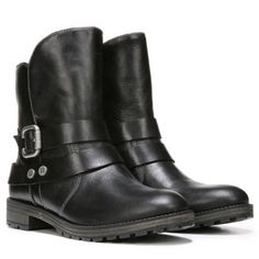 Naturalizer Talley Boots (Black Leather) - M