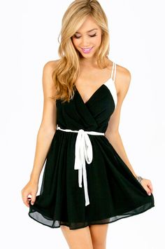 Daylon Dress ~ TOBI