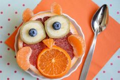 Creatieve & gezonde snacks voor kinderen