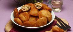 Rissóis de atum com pão ralado e ervas finas,  receita económica e saborosa.  ;)