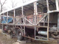 Oldtimer Büssing/Typ Konsul /Diesel mit TÜV/ 7,49t in Schleswig-Holstein - Felde | eBay Kleinanzeigen