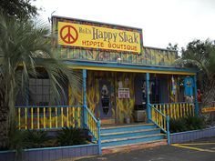 The Happy Shak - Gulf Shores, AL  -- no longer in Gulf Shores - located Foley, AL