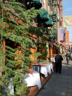 Little Italy NYC New York
